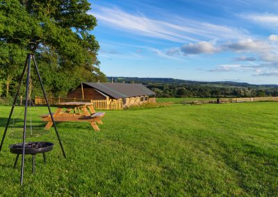 Lower Keats Glamping Lodges Devon
