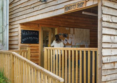 Honesty Shop Glamping Devon