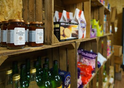 The Honesty Shop - Lower Keats Glamping Devon